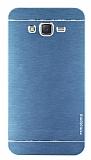 Motomo Samsung Galaxy J7 / Galaxy J7 Core Metal Lacivert Rubber Kılıf