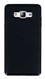 Motomo Samsung Galaxy On7 Siyah Kenarlı Siyah Silikon Kılıf