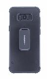 Motomo Samsung Galaxy S8 Ultra Koruma Siyah Kılıf