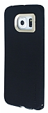 Motomo Smart Samsung Galaxy S6 Edge Siyah Silikon Kılıf