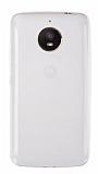 Motorola Moto E4 Plus Ultra İnce Şeffaf Silikon Kılıf