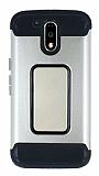 Motorola Moto G4 / G4 Plus Ultra Koruma Gold Kılıf