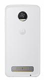 Motorola Moto Z2 Play Ultra İnce Şeffaf Silikon Kılıf
