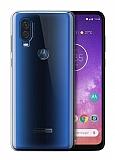 Motorola One Vision Ultra İnce Şeffaf Silikon Kılıf