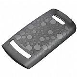 Nokia Asha 303 Orjinal Siyah Silikon K�l�f