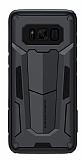 Nillkin Defender Samsung Galaxy S8 Plus Ultra Koruma Siyah Kılıf