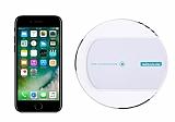 Nillkin Magic Disk II iPhone 7 Plus / 8 Plus Beyaz Kablosuz Şarj Cihazı