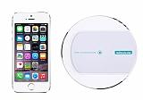Nillkin Magic Disk II iPhone SE / 5 / 5S Beyaz Kablosuz Şarj Cihazı