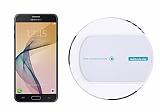 Nillkin Magic Disk II Samsung Galaxy J7 Prime Beyaz Kablosuz Şarj Cihazı