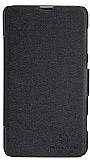 Nillkin Nokia Lumia 625 �nce Kapakl� Deri K�l�f