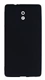 Nokia 3 Mat Siyah Silikon Kılıf