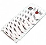 Nokia 500 Beyaz Delikli K�l�f