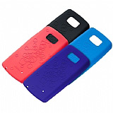 Nokia 700 Orjinal Mavi Silikon K�l�f