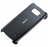 Nokia 700 Orjinal Siyah Sert Parlak K�l�f