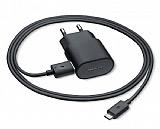 Nokia AC-60E Orjinal Micro USB Siyah Seyahat �arj Aleti