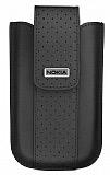 Nokia CP-398 Universal Siyah Deri K�l�f