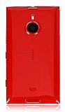 Nokia Lumia 1520 Şeffaf Kristal Kılıf