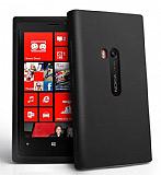 Nokia Lumia 920 CC-1043 Orjinal Siyah Sert Mat K�l�f