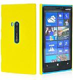 Nokia Lumia 920 Sert Mat Sar� Rubber K�l�f