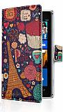 Nokia Lumia 925 Paris C�zdanl� K�l�f