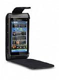 Nokia N8 Kapakl� Deri K�l�f