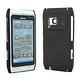 Nokia N8 Siyah Rubber K�l�f