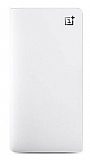 One Plus 10000 mAh Powerbank Beyaz Yedek Batarya