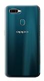 Oppo A12 Ultra İnce Şeffaf Silikon Kılıf