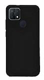 Oppo A15s Siyah Silikon Kılıf