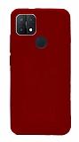 Oppo A15s Kırmızı Silikon Kılıf