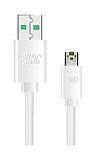 Oppo VOOC Orjinal Type-C ve Micro USB Data Kablosu 1m