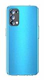 Oppo Reno 5 5G Ultra İnce Şeffaf Silikon Kılıf