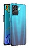 Oppo Reno 5 Lite Ultra İnce Şeffaf Silikon Kılıf