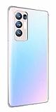 Oppo Reno 5 Pro 5G Ultra İnce Şeffaf Silikon Kılıf