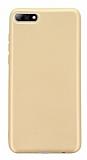 Oppo RX17 Neo Mat Gold Silikon Kılıf