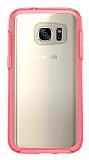 Otterbox Symmetry Clear Samsung Galaxy S7 Pink Crystal Kılıf
