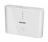 Philips 10400 mAh Powerbank Beyaz Yedek Batarya