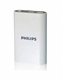 Philips 7500 mAh Powerbank Beyaz Yedek Batarya