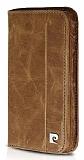 Pierre Cardin Universal Small Kahverengi C�zdan Deri K�l�f
