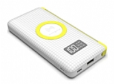 Pineng PN-888 PD 10000 mAh Beyaz Powerbank Beyaz Yedek Batarya