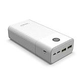Pineng PN-899 PD 30.000 mAh Powerbank Beyaz Yedek Batarya
