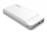 Pineng PN-939 10000 mAh Powerbank Beyaz Yedek Batarya