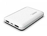 Pineng PN-987 5000 mAh Powerbank Beyaz Yedek Batarya
