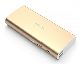 Pineng PN-998 10000 mAh Powerbank Gold Yedek Batarya