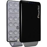 PowerSkin iPhone 5 / 5S / 5C Bataryal� Popn Siyah Kapak