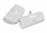 Pratigo 3000 mAh Micro USB PowerBank Beyaz Yedek Batarya