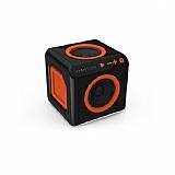 Pratigo Audio Cube Cable Taşınabilir Siyah Müzik Sistemi