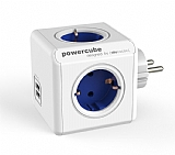 Pratigo PowerCube Original USB 4 l� Toprakl� Priz ve 2 USB Port