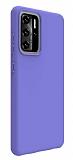 reeder P13 Blue 2022 Mor Silikon Kılıf
