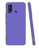 reeder P13 Blue Max Pro Lite Mor Silikon Kılıf
